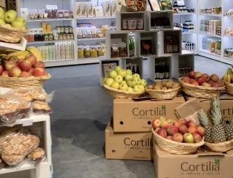 Cortilia apre al Mercato Centrale di Torino il suo primo flagship store