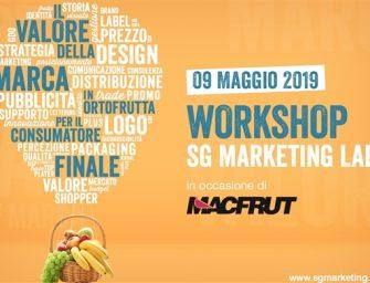 """""""Il ruolo della marca in ortofrutta"""": a Macfrut il workshop di SGMarketing"""