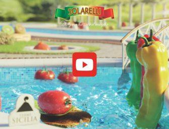 """""""Bella la Vita"""": Solarelli svela il nuovo claim con uno spot tv di animazione"""