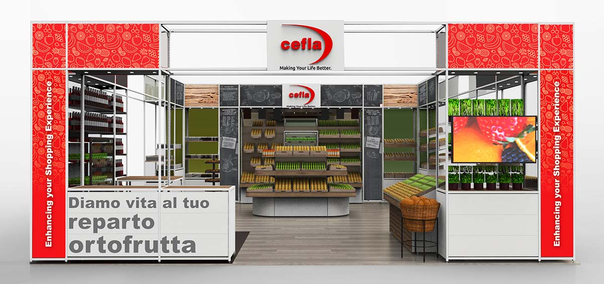 Cefla Shopfitting