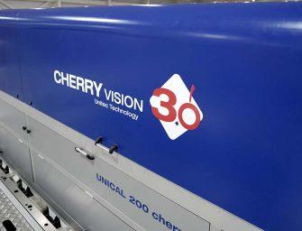 Cherry Vision 3.0 di UNITEC, l'ultima frontiera nella classificazione della qualità delle ciliegie