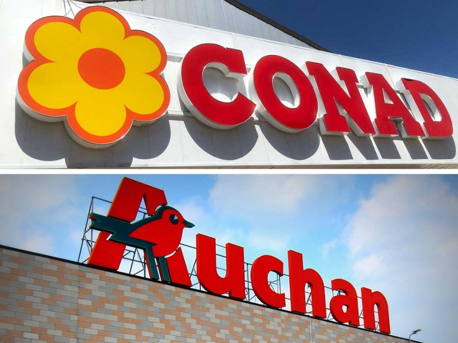 Conad Auchan