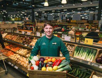 "Uk, frutta e verdura ""plastic-free"" in 60 store Morrisons"