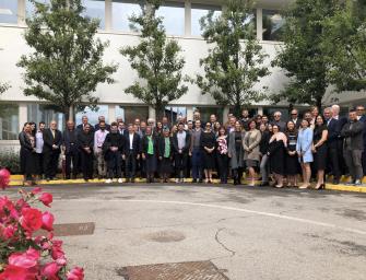 Zespri cresce in Italia: 5.400 ettari di kiwi entro il 2025. Inaugurata la nuova sede a Bologna