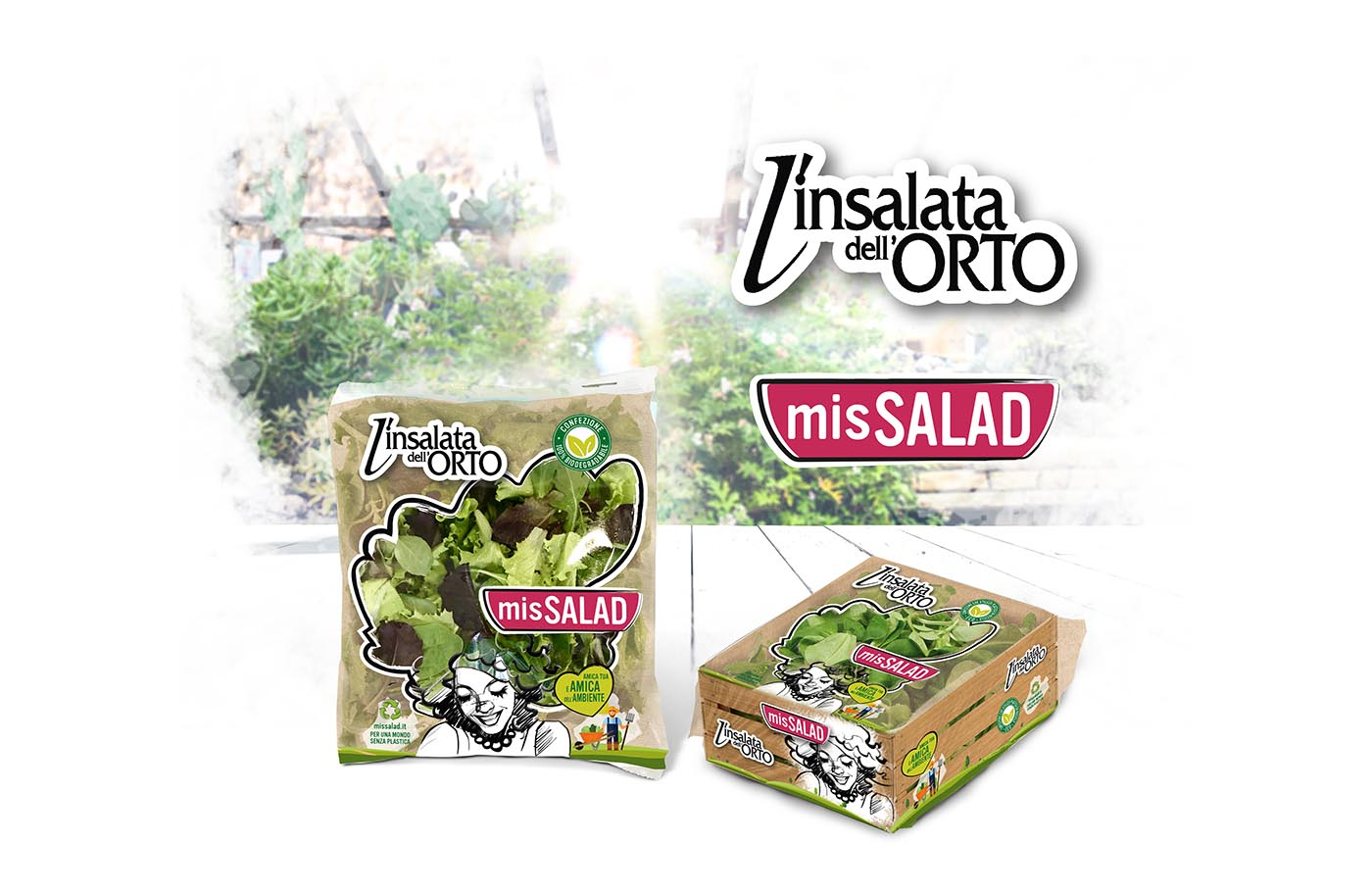 MISSALAD L'insalata dell'orto