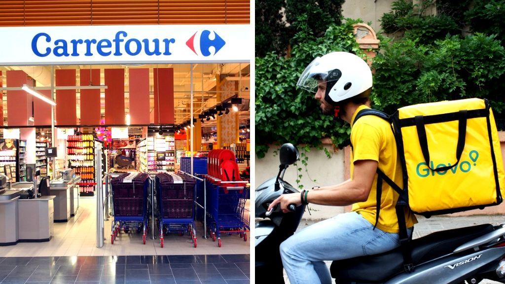 Carrefour Glovo