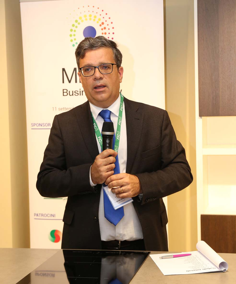 Mirtillo Business Day Thomas Drahorad
