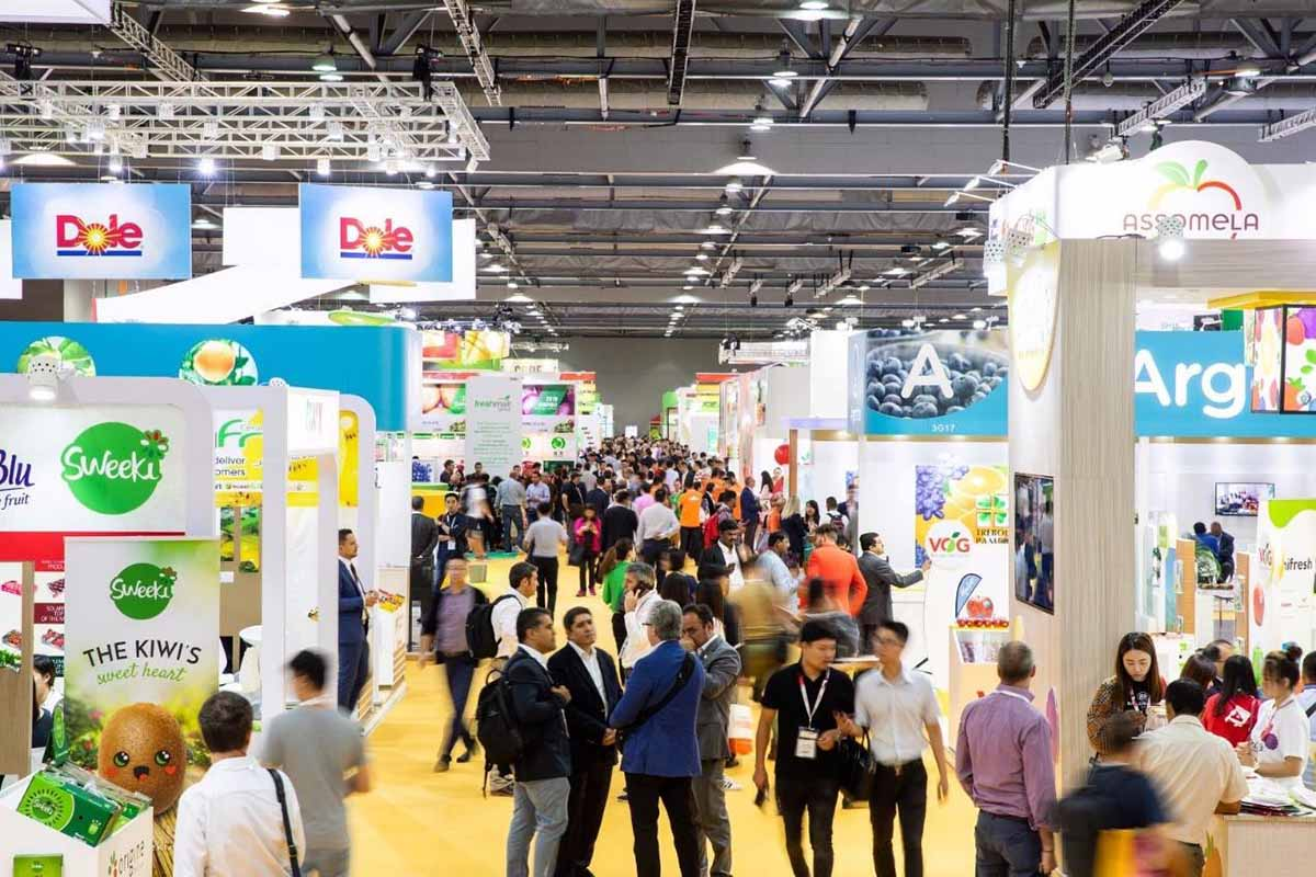 Asia Fruit Logistica 2018 Italia