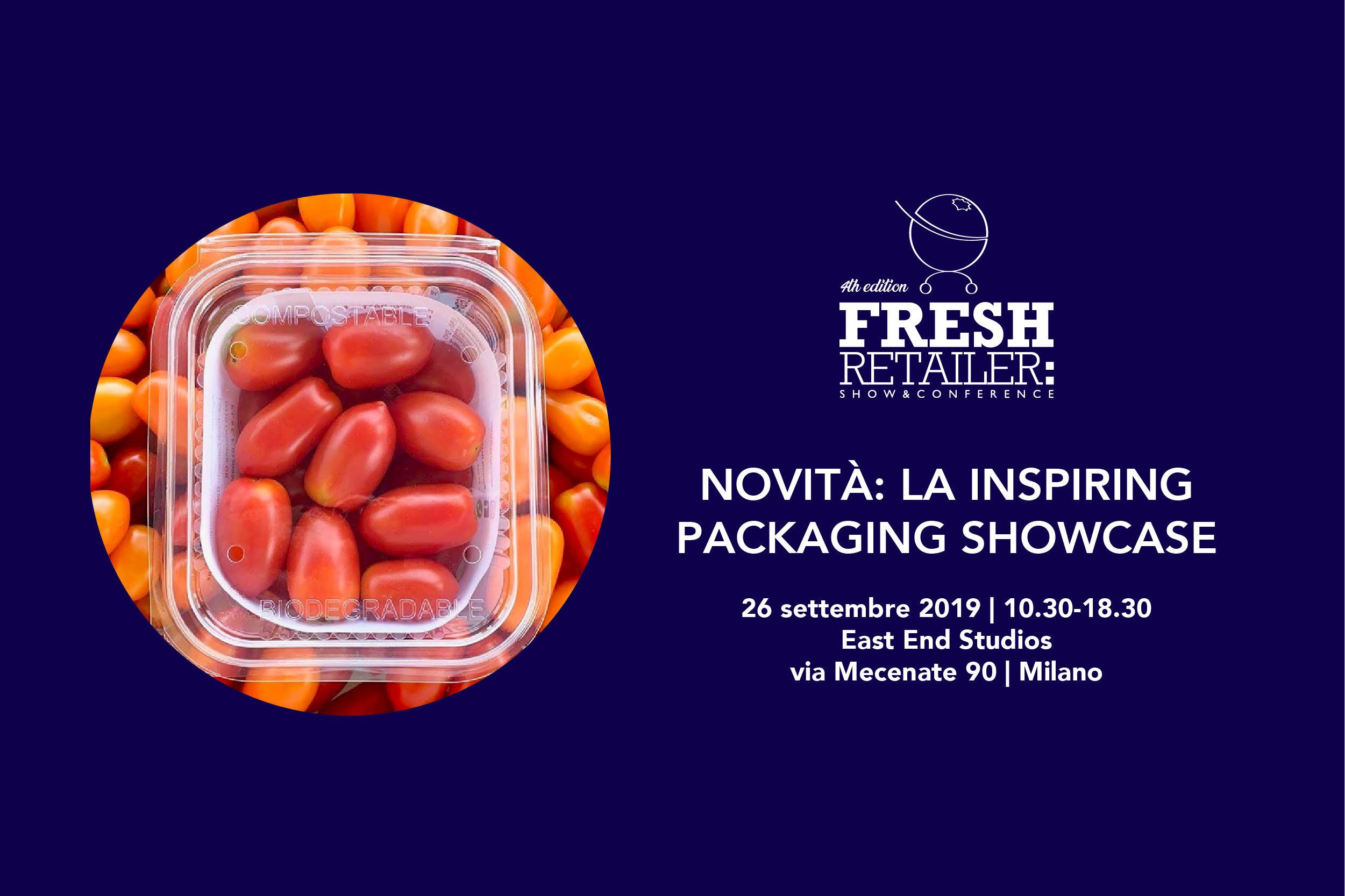 Fresh Retailer Inspiring Packaging