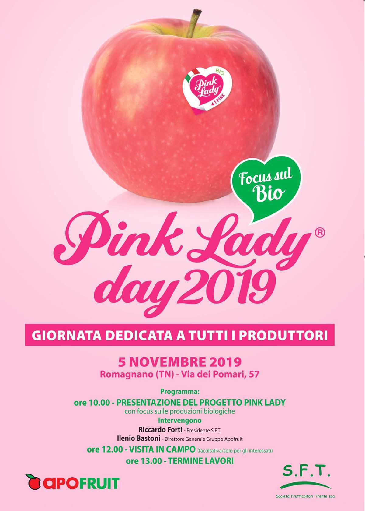 Pink Lady Day