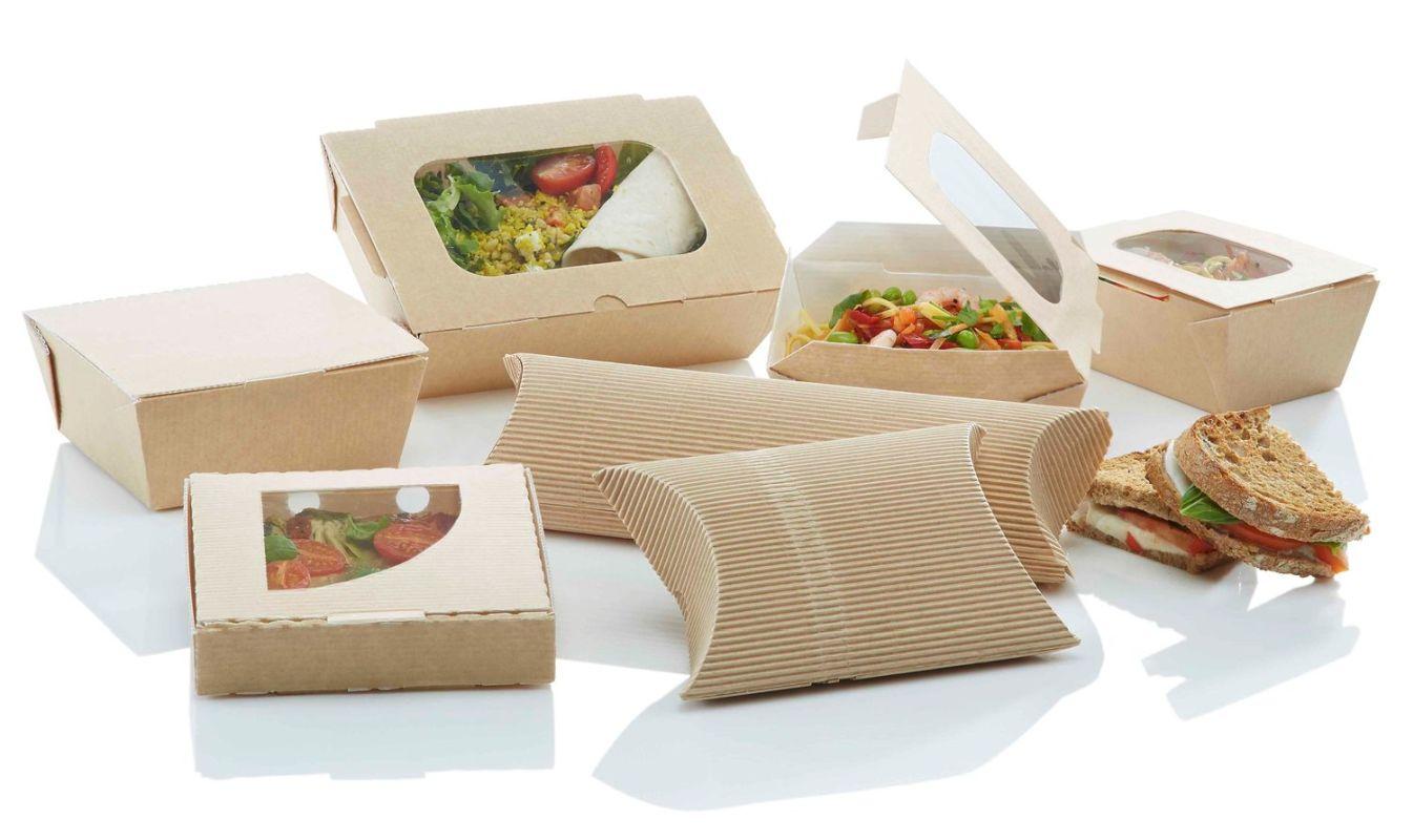 Greenpeace cartone packaging