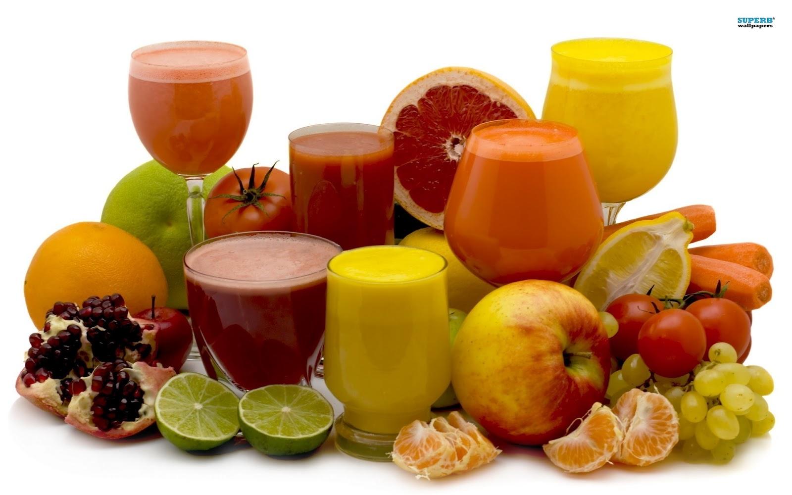 frutta e verdura succhi