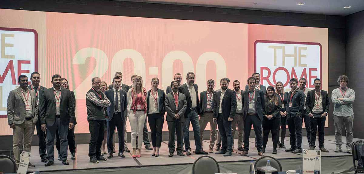 The Rome Table 2019